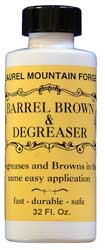 Barrel Brown & Degreaser - Quart