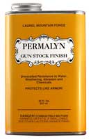 Permalyn Gun Stock Finish - quart