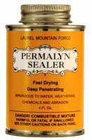 Permalyn Sealer - 4 oz.